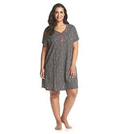 Intimate Essentials® Plus Size Plus Size Sleep Shirt
