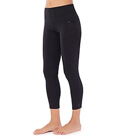 Cuddl Duds® Cotton Smart Ankle Leggings