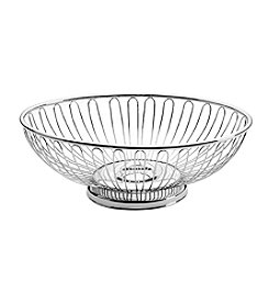 Towle® Living Oval Wire Basket