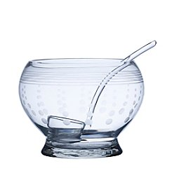 Mikasa® Cheers Punch Bowl with Ladle