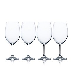 Mikasa® Laura Set of 4 Wine Goblets