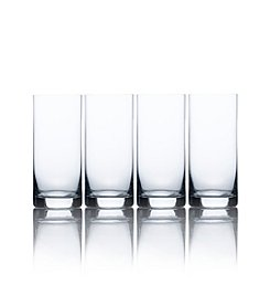 Mikasa® Laura Set of 4 Highball Glasses