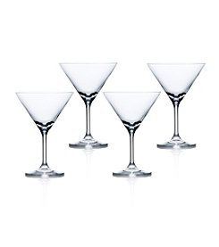 Mikasa® Laura Set of 4 Martini Glasses
