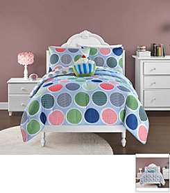 Victoria Classics Sweet Thing 4-pc. Reversible Comforter Set