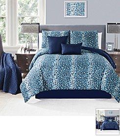 Victoria Classics Lazaro 6-pc. Reversible Comforter Set