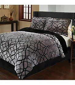 Fraiche Maison Matrix 3-pc. Comforter Set