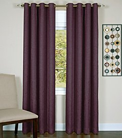 Achim Taylor Grommet Lined Blackout Window Curtain