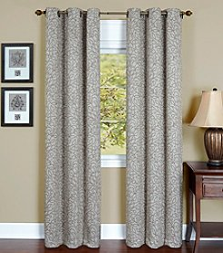 Achim Lawson Grommet Room Darkening Window Curtain