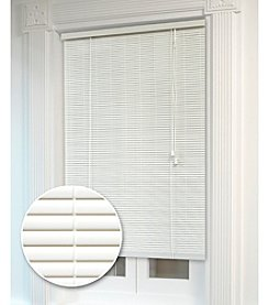 Achim Eclipse White Vinyl Roll-Up Blind