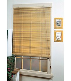 Achim Eclipse Woodtone Roll-Up Blind