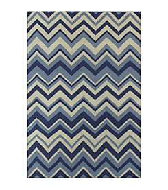 Bashian Hampton Collection IVBL-FW11 Area Rug
