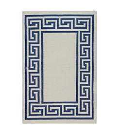 Bashian Hampton Collection IVBL-FW18 Area Rug
