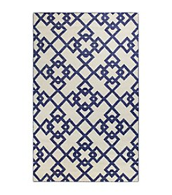 Bashian Hampton Collection IVBL-FW3 Area Rug