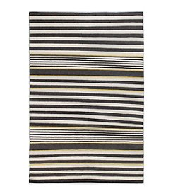 Bashian Hampton Collection IVGY-FW5 Area Rug