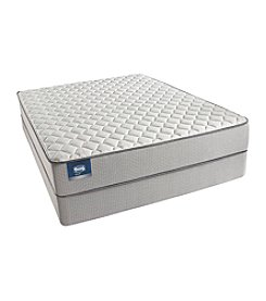 Simmons BeautySleep Pelham Firm Mattress & Box Spring Set