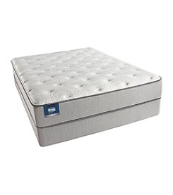 Simmons BeautySleep Copacabana Luxury Firm Mattress & Box Spring Set
