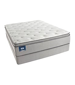 Simmons BeautySleep Copacabana Luxury Firm Pillow-Top Mattress & Box Spring Set