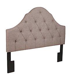 Home Meridian Softex Slate Upholstered Headboard