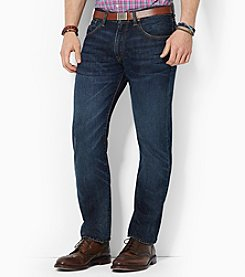 Polo Ralph Lauren® Men's Straight-Fit Lightweight Morris-Wash Jean
