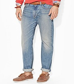 Polo Ralph Lauren® Men's Straight-Fit Lightweight Dayton-Wash Jean