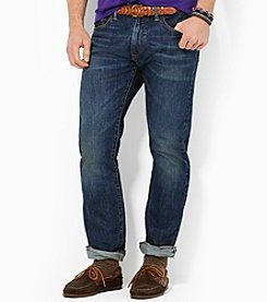 Polo Ralph Lauren® Men's Varick Slim-Straight Warwick-Wash Jean