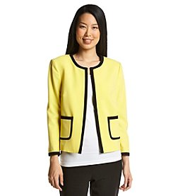 Nine West® Cardigan Jacket