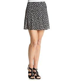 MICHAEL Michael Kors® Sea Orchid Flare Skirt