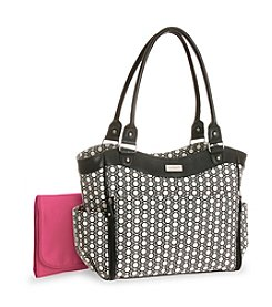 Carter's® Black Convertible Tote