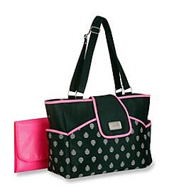 Carter's® Black Carry-It-All Tote