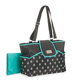 Carter's® Grey Carry-It-All Tote