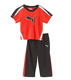 PUMA® Baby Boys' Ray Performance Set