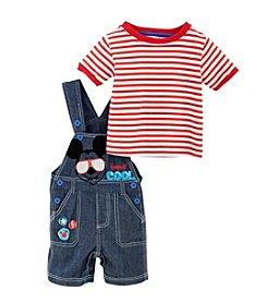 Nannette® Baby Boys' Mickey Mouse Keep It Cool Outfit Set