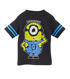Nickelodeon® Boys' 4-7 Short Sleeve Minion Tee