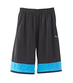 PUMA® Boys' 2T-20 Angle Shorts
