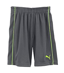 PUMA® Boys' 8-20 Piped Shorts