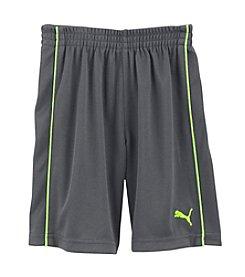 PUMA® Boys' 8-20 Piped Shorts