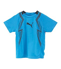 PUMA® Boys' 2T-20 Short Sleeve Bolt Tee