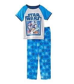 Star Wars® Boys' 4-10  2-Piece Star Wars Rebels Pajamas Set