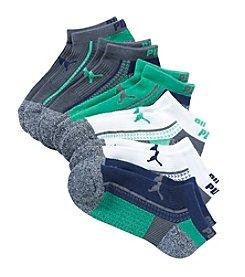 PUMA® Boys' 6-Pack Low Cut Socks