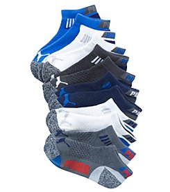 PUMA® Boys' 6-Pack Low Cut Socks
