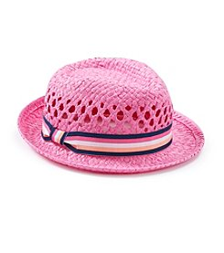 Carter's® Baby Girls' Fedora Hat