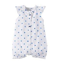 Carter's® Baby Girls' Polka Dot Creeper