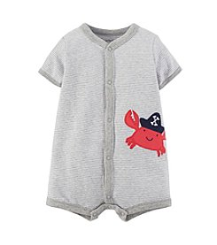 Carter's® Baby Boys' Cotton Crab Applique Creeper