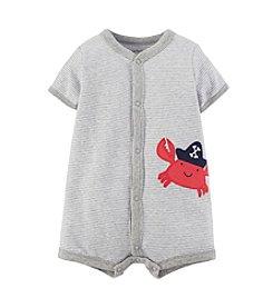 Carter's® Baby Boys' Cotton Crab Applique Creeper