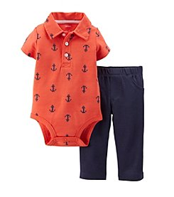 Carter's® Baby Boys' 2-Piece Bodysuit & Pants Set