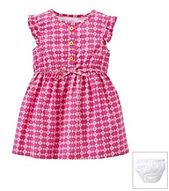 Carter's® Baby Girls' Woven Geo Print Dress