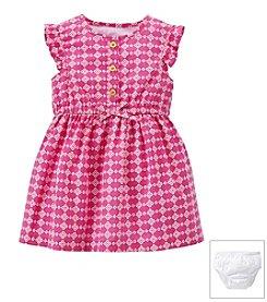 Carter's® Baby Girls' Woven Geo Print Dress