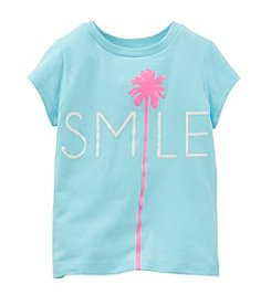 Carter's® Baby Girls' Smile Tee