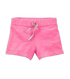 Carter's® Baby Girls' Pull-On Knit Shorts