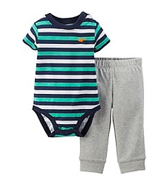 Carter's® Baby Boys' 3-24 Month 2-Piece Bodysuit & Pant Set